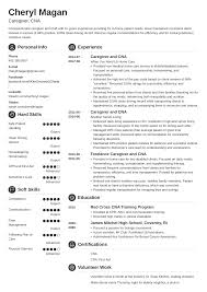 Caregiver Resume: Sample And Complete Guide [+20 Examples] 23 Elderly Caregiver Resume Biznesasistentcom Part 3 Format Examples By Real People Home 16 Resume Examples For Caregiver Skills Auterive31com Skill Samples Best Sample Free Child Templates For Assistant No Experience Inspirational How To Write A Perfect Health Aide Rumeples Older Workers Of Good Rumes Valid 10 Assisted Living Letter