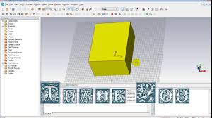 100 Rectangular Parallelepiped CST MWS Elementary Training 02 Design Of A