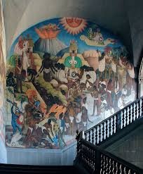 Diego Rivera Rockefeller Center Mural Controversy by 25 Best Mural Kh Images On Pinterest Murals Aboriginal Art And