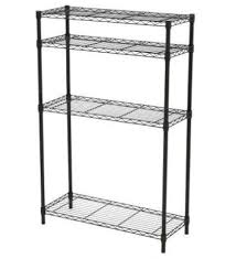 Hdx Plastic Storage Cabinets by Hdx 72 In H X 36 In W X 24 In D 5 Shelf Plastic Home Depot