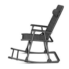 XUE Garden Rocking Chair For Heavy People, Waterproof ... Surprising Oversized White Rocking Chair Decorating Baby Outdoor Polywood Jefferson 3 Pc Recycled Plastic Rocker 10 Best Chairs Womans World Presidential Black 3piece Patio Set Hanover Allweather Pineapple Cay Porch Good Looking Gripper Cushions Ding Room Xiter Bamboo Adjustable Lounge Leisure Iron Alloy Waterproof Belt Parryville Classic Wicker Wood