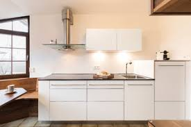 küche mit eckbank in nussbaum modern kitchen stuttgart