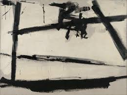 Franz Kline American 1910 1962 Painting Number 2