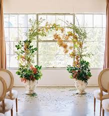 Indoor Greenery Wedding Inspiration