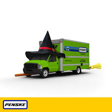 100 Cheap One Way Truck Rentals Not Sure Witch Truck To Rent Well If Its Halloween This Penske