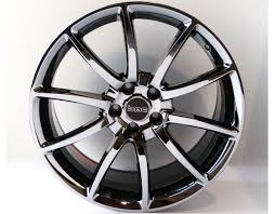 100 Black And Chrome Rims For Trucks 20 Mamba Mustang Wheels Staggered 20052018 GT V6 GT500