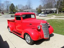 1938 Chevy Hot Rod Truck