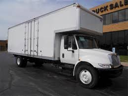 100 International Box Truck 2013 4300 Single Axle DT