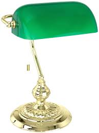 Green Bankers Lamp History by Traditional Desk Lamps Green With Bankers Table Lamp Antique And 3