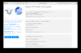 Python Decorators With Arguments by Building A Simple Web App With Bottle Sqlalchemy And The Twitter