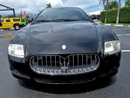2010 Used Maserati Quattroporte 4dr Sdn S At Fort Lauderdale ...