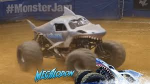 100 Shark Wreak Monster Truck Best Of Megalodon Donuts Ep 2 YouTube