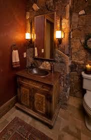 Primitive Bathroom Decorating Ideas by Best 25 Unfinished Bathroom Vanities Ideas On Pinterest