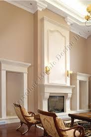 Limestone Fireplace Mantel Design in new york and Toronto