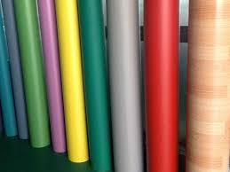 Sport PVC Floor Covering Rolls