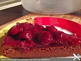 schoko kirsch kuchen ohne mehl und zucker uliack