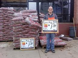 Total $avings Home Depot Cheap Charcoal and Mulch le ends