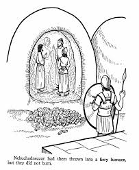 Shadrach Meshach And Abednego Refused To Worship The Statue