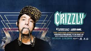 Crizzly – Free Guest List – Tampa FL in Tampa at Sunset Events on