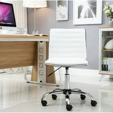 Wayfair White Desk Chairs by White Office Chairs You U0027ll Love Wayfair