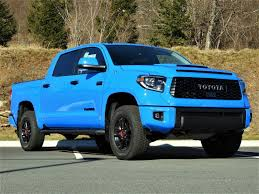 100 Trd Truck New 2019 Toyota Tundra For Sale Boone NC 5TFDY5F10KX793110
