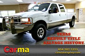 100 King Ranch Trucks For Sale 2003 FORD F250 LARIAT SUPER DUTY KING RANCH Stock 14835 For Sale