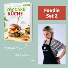 kochbuch die schnelle low carb küche kochschürze koch mit herz
