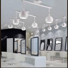 großhandel chinesische led le eisen deckenleuchte schlafzimmer esszimmer balkon led strahler deckenleuchte kaffeebar ktv rückwand