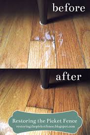 Fleas Hardwood Floors Borax by Removing Scratches From A Wood Floor One Part Vinegar Three