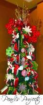 Donner And Blitzen Flocked Christmas Trees by 23 Best Christmas Centrepieces Images On Pinterest Christmas