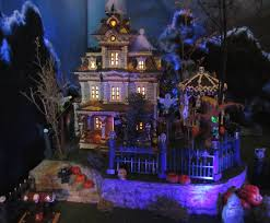 Dept 56 Halloween Village List by Download Halloween Village Display Astana Apartments Com