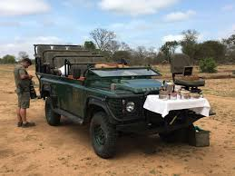 100 Land Rover Defender Truck In Africa Learning To Defend The The Drive