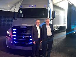 100 Rocky Mountain Truck Driving School Two New Electric Trucks Debuted From Freightliner S