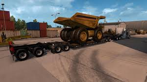 LOWBOY HEAVY CARGO CAT257M V1.0 • ATS Mods | American Truck ... Lowboy Trailers By Globe Lowbed Trucks 2 Various Lowbed Cfigurations Hauling 164th White Agco Semi With 4175 4wd On Lowboy Trailer Truck Stuck Isuzu Giga Fvz Moving Sany Excavator And Ertl Diecast Mack Ultra Tractor Flatbed Vintage Lowboy Trailers For Sale Whosale Buy Reliable Motsports Underbed Ingenuity Shipped To Your Door Tri Green Sterling Lowboy Truck In Flora Peterbilt Custom 379 Heavy Haul Matchin Low Boys Eager Beaver For Sale N Magazine 3d Trailer Polys Turbosquid 1165519
