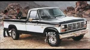 Ford F-series Historia 1948-1998 - YouTube 1985 Ford F150 4x4 30 Cruisin Pinterest 4x4 And Trucks Index Of 84f250hr Pickup Parts Car Stkr5808 Augator Sacramento Ca Xl Review 2016 Ford F 150 Xl Truck Images Some New Life To An Old F150 With A 4 Trucks Pin By Vinny On My Red Why We Call Tmis An Undcover Cop Hot Rod Network Bronco Monster Truck For Gta San Andreas 01985 Nors Front Rh Brake Caliper 81 82 83 84 18 2008 Review Amazing Pictures Images Look At The Car Bid Chance Own 44 Stepside 4speed