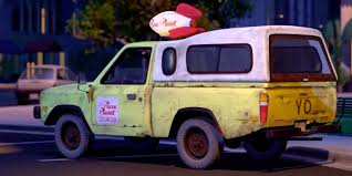 100 The Pizza Planet Truck POTD Is This The In Good Dinosaur