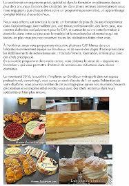 programme cap cuisine annales cap cuisine sujet cap cuisine nouveau sujets d