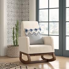 99 Get Prices Nursery Rocking Chair Mistana Nola Reviews Wayfair