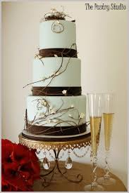 Branches Tree And Wedding Cake Image