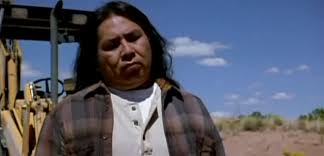 Is The Native American Truck Driver From