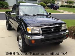 1998 Toyota Tacoma Limited 4WD X-cab (V6) Manual 5 Spd, Factory ... Toyota Dyna Truck Manual Diesel Green For Sale In Trinidad And 1998 Tacoma Mixed Emotions Pikes Peak Ah Its Been 3 Years But M Flickr In Cleveland Tn Used Cars For On 4x4 Gon Forum New Arrivals At Jims Parts 1995 4runner Prpltaco Regular Cabshort Beds Photo Gallery P51 Verts Whewell Venture Junk Mail T100 Photos Informations Articles Bestcarmagcom Information Photos Zombiedrive