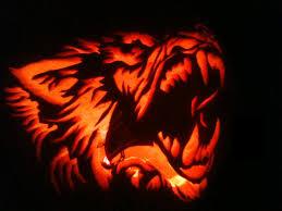 Boston Terrier Pumpkin Pattern by Free Pumpkin Patterns