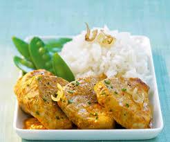 cuisiner noix de veau émincé de filet mignon de veau au curry doux recette de cyril lignac