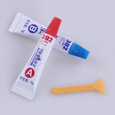 ab glue total 10g metal rubber universal glue 302 glue epoxy resin