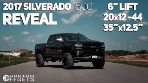 Build A Chevy Truck 2017 2017 Chevrolet Silverado 1500 LT Custom ...
