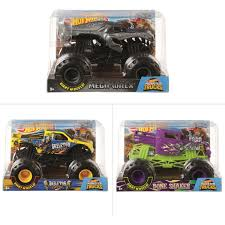 100 Hot Wheels Monster Truck Toys 124 Assorted