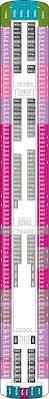 Ncl Deck Plans Pride Of America by 2012 Jewel Deck 09 012017 Png