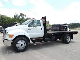 2007 FORD F650 For Sale In Sutherlin, Virginia | TruckPaper.com