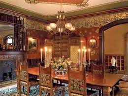 Multi Armed Chandeliers Were The Norm In Victorian Interiors