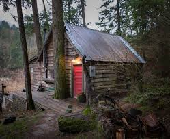 Charming River Cabin in the woods Cabins for Rent in White